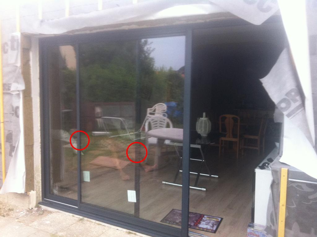 Réparation de baie vitrée Morsang sur Orge
